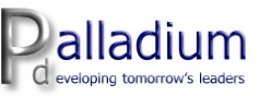 palladium training logo